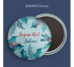Badge EVJF Brume 56 mm