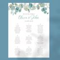 Sticker mariage Printemps