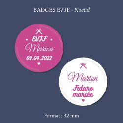 Sticker mariage Fleurs des champs