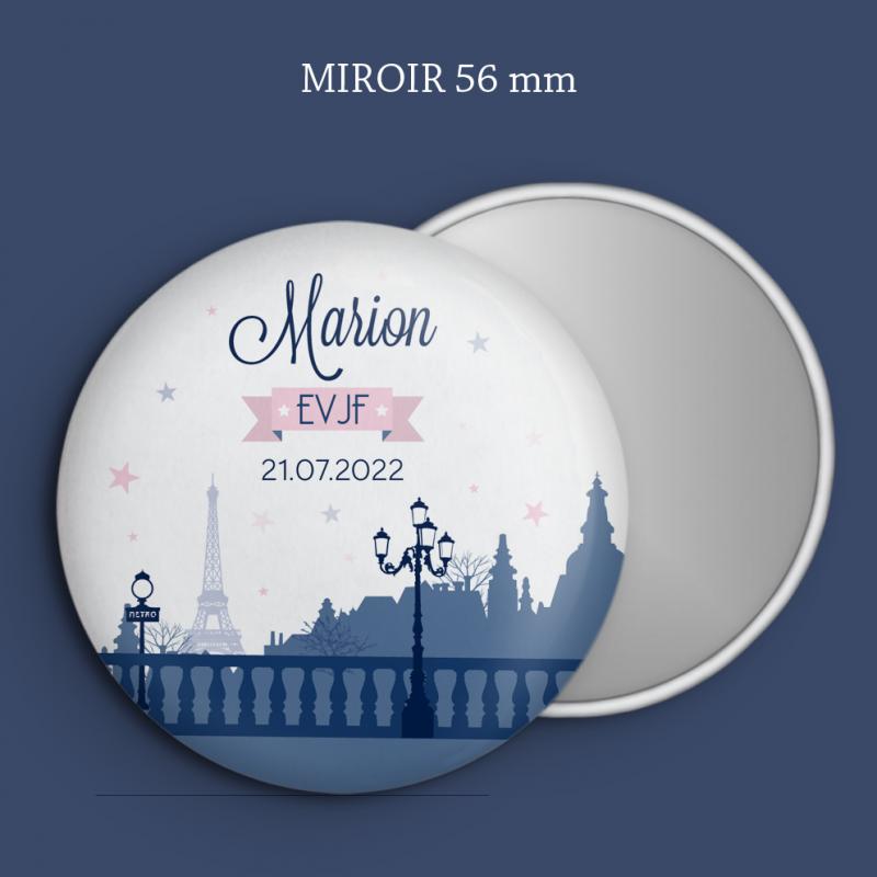 Miroir EVJF Paris