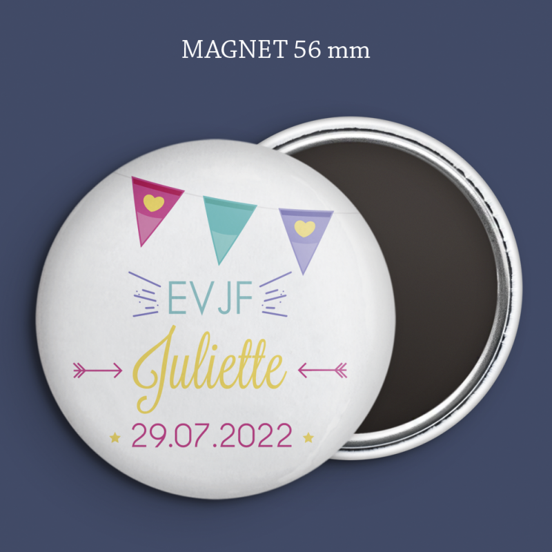 Magnet Save the date Fanions