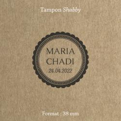 Tampon encreur 45x65 mm