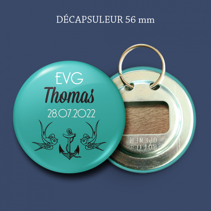 Décapsuleur EVG Tatoo