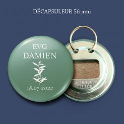 Badge EVJF Fleurs des champs
