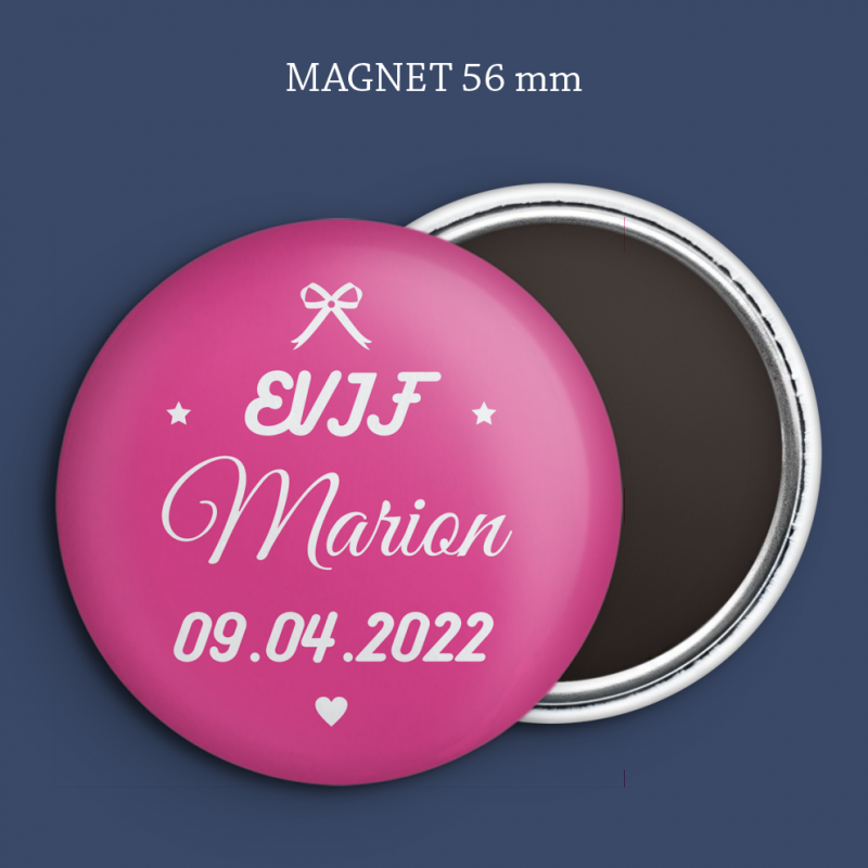 Magnet Save the date Noeud