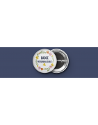 Badge personnalisable