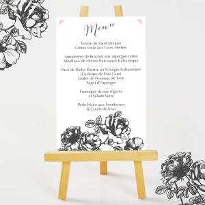 menus originaux mademoiselle mouche evenements